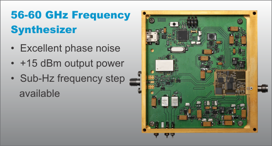 60 GHz Synthesizer