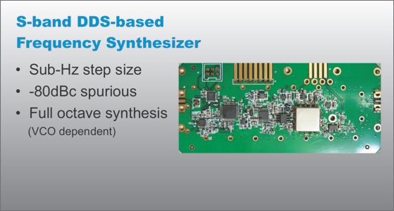 DDS Synthesizer